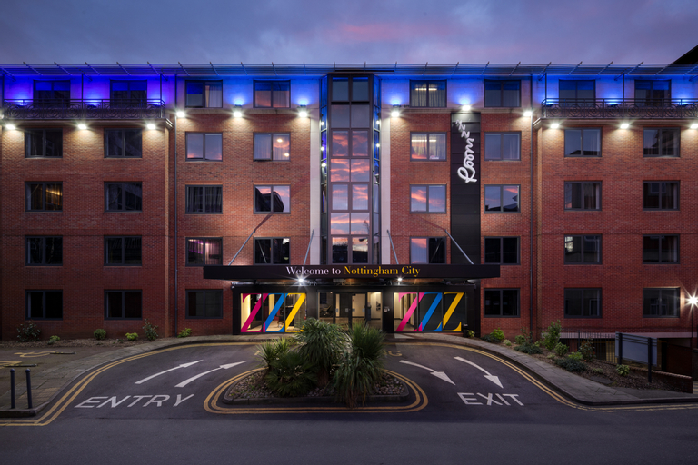 Roomzzz Nottingham, Nottingham