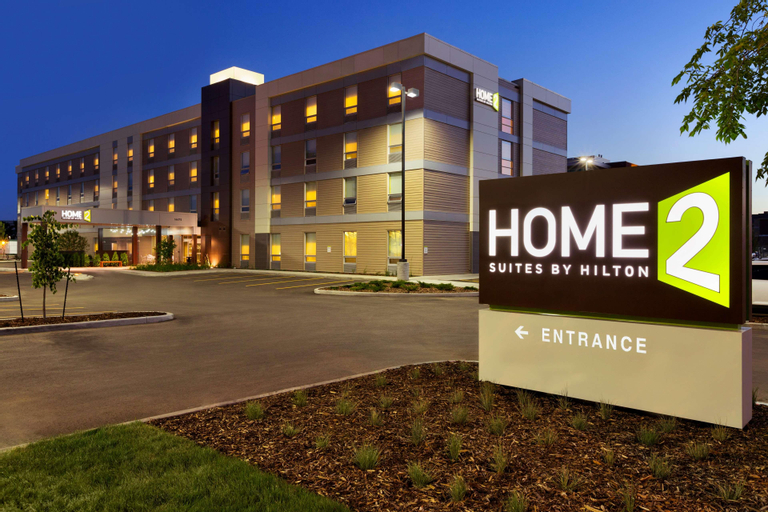 Home2 Suites West Edmonton, Alberta, Division No. 11
