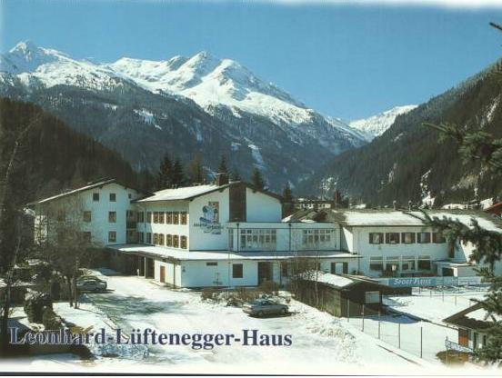 Jugendherberge Bad Gastein, Sankt Johann im Pongau