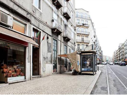 Rosa Douro, Lisboa