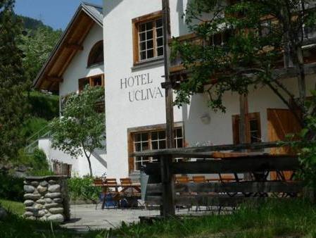 Hotel Ucliva, Surselva