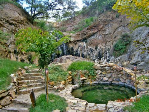 Aguas Termales San Martin, San Ignacio