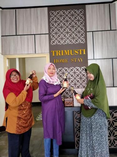 TRIMUSTI HOMESTAY, Yogyakarta
