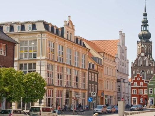 OldTown - Greifswald, Vorpommern-Greifswald