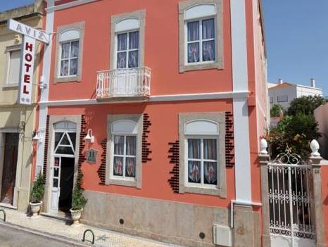 Hotel Aviz, Figueira da Foz