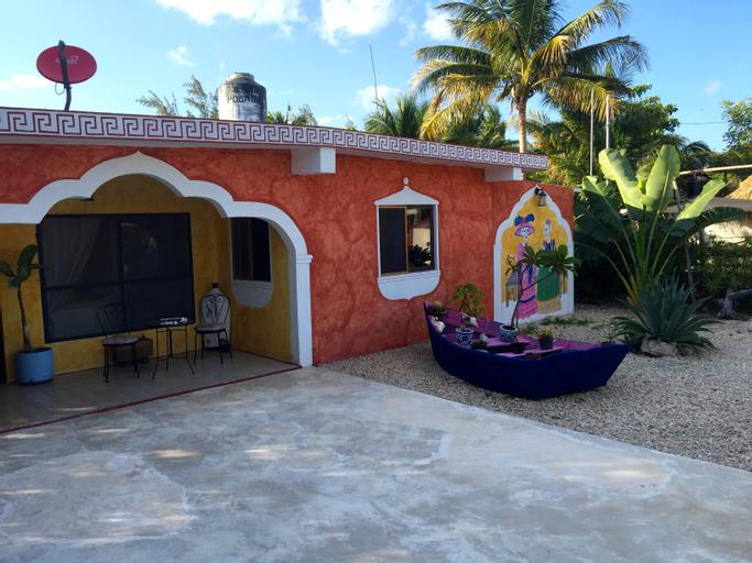 Hacienda La Catrina B&B y Estudios, Lázaro Cárdenas