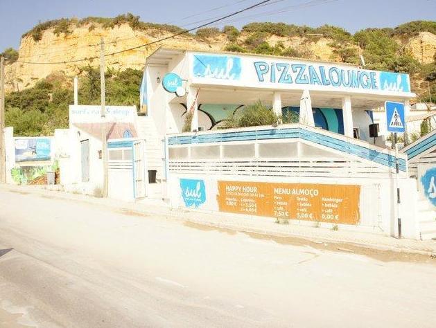 SUL surf, eat & sleep, Almada
