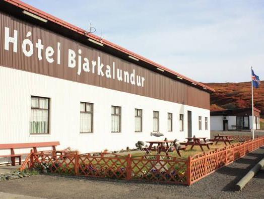 Hótel Bjarkalundur, Reykhólahreppur