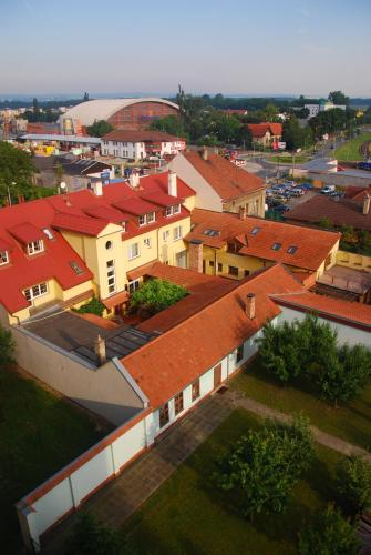 Penzion U Chmelu, Prostějov