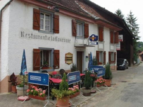 Auberge Restaurant Couronne, Porrentruy