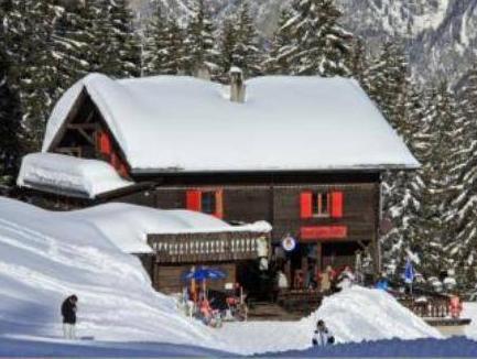 Battagliahütte, Plessur