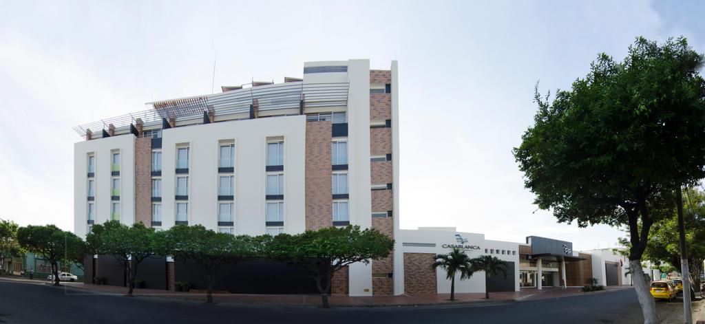 Casa Blanca Cucuta, San José de Cúcuta