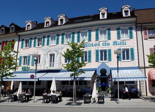 Hotel du Midi, Delémont