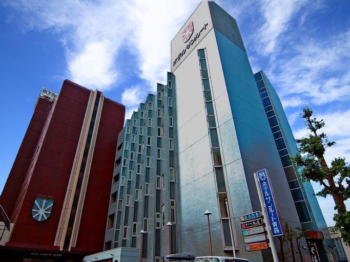 Hotel Sunroute Aomori, Aomori