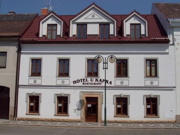 Hotel u Kapra, Jičín