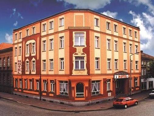 Grand Boutique Hotel - dawny Hotel Kaliski Ratuszowy, Słubice