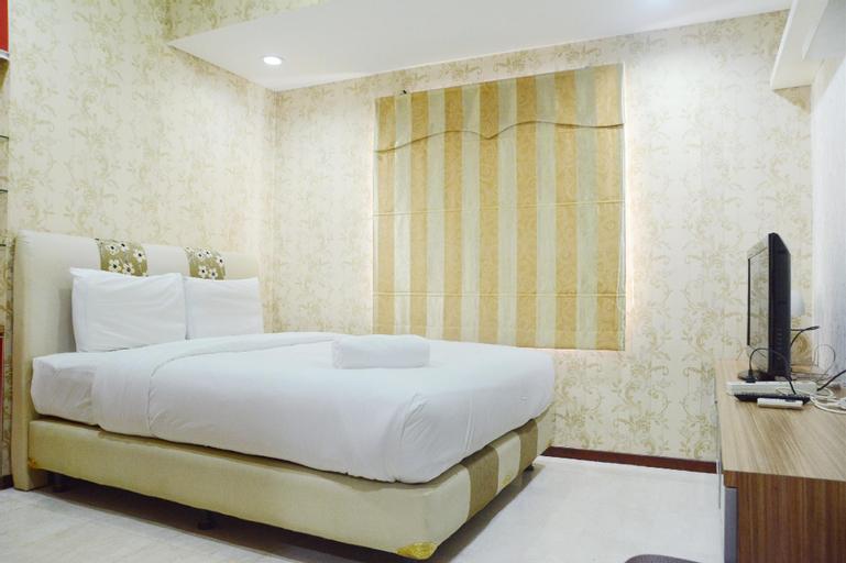 2BR Royal Mediterania Garden Residence By Travelio, West Jakarta