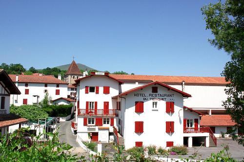 Hotel Le Trinquet, Pyrénées-Atlantiques