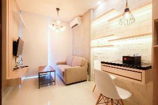 1BR at Brooklyn Alam Sutera Apt By Travelio, Tangerang Selatan