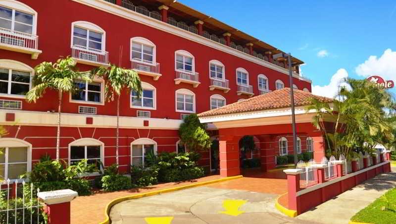 Hotel Seminole, Managua
