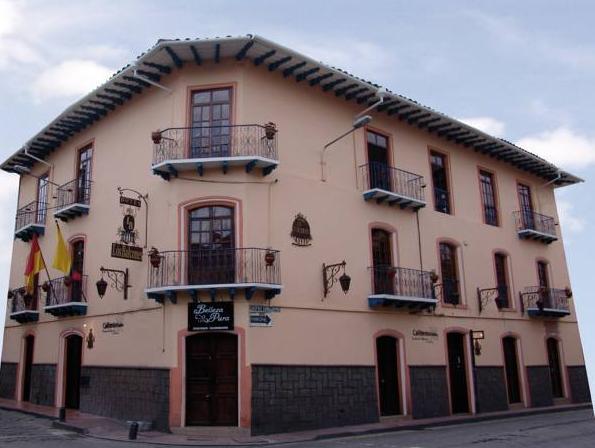 Hotel Boutique Los Balcones, Cuenca