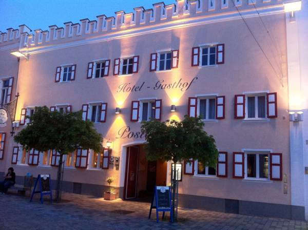 Hotel-Gasthof Postbrau Dingolfing, Dingolfing-Landau