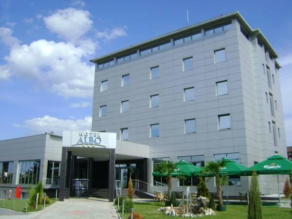 Hotel Albo, Bor