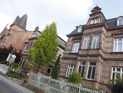 Hotel Villa Brenner, Bad Dürkheim