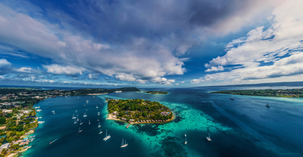 Iririki Island Resort & Spa, Port Vila