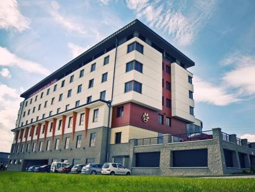 Hotel Szafran, Będzin