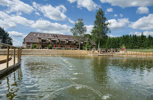 Villa Mullerbeck, Puhajarve