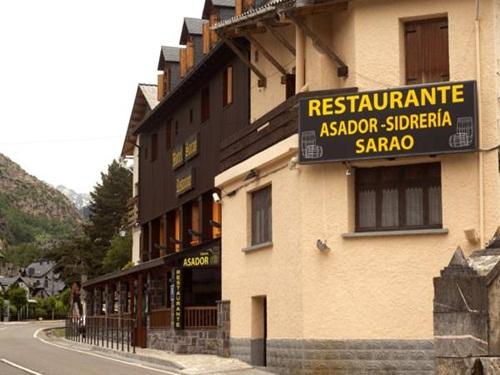 Hotel Sarao, Huesca
