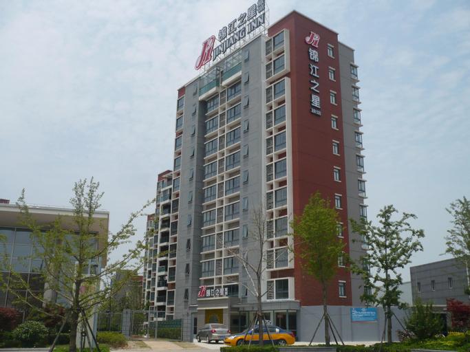Jinjiang Inn Wuhu Fangte Yinhu North Road, Wuhu