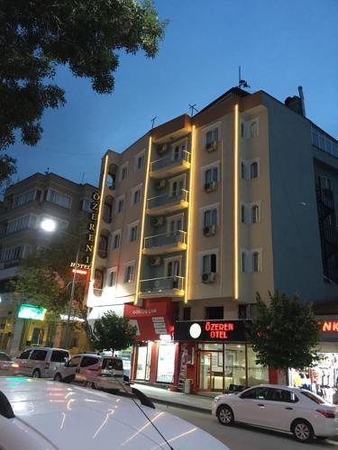 Ozeren 1 Hotel, Merkez