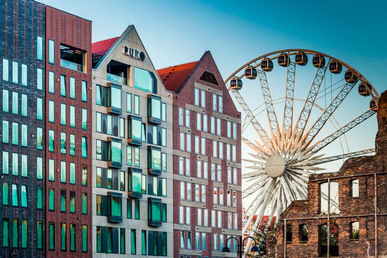 Puro Gdansk Stare Miasto, Gdańsk City