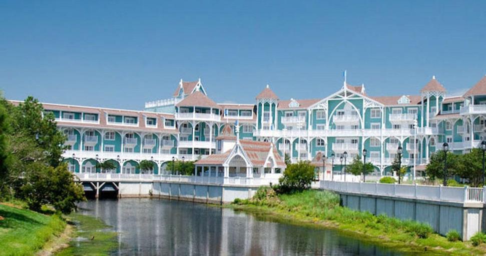 Disney's Beach Club Villas Package, Orange