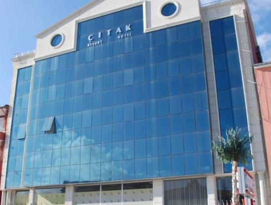 Citak Resort Hotel, Merkez