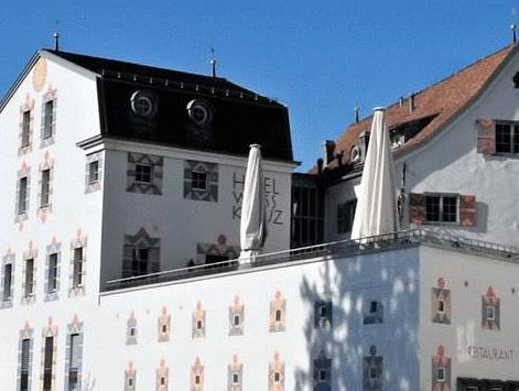 Hotel Weiss Kreuz Malans, Landquart