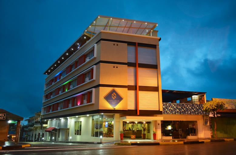 San Carlos Hotel, Barrancabermeja