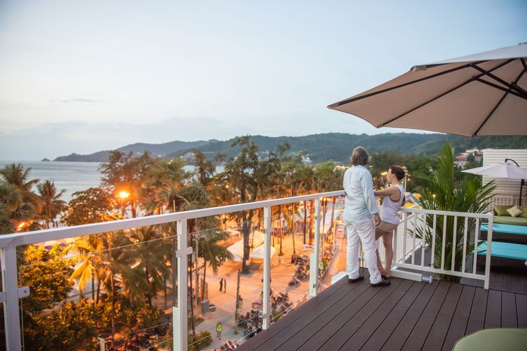 Modern Living Hotel, Phuket Island