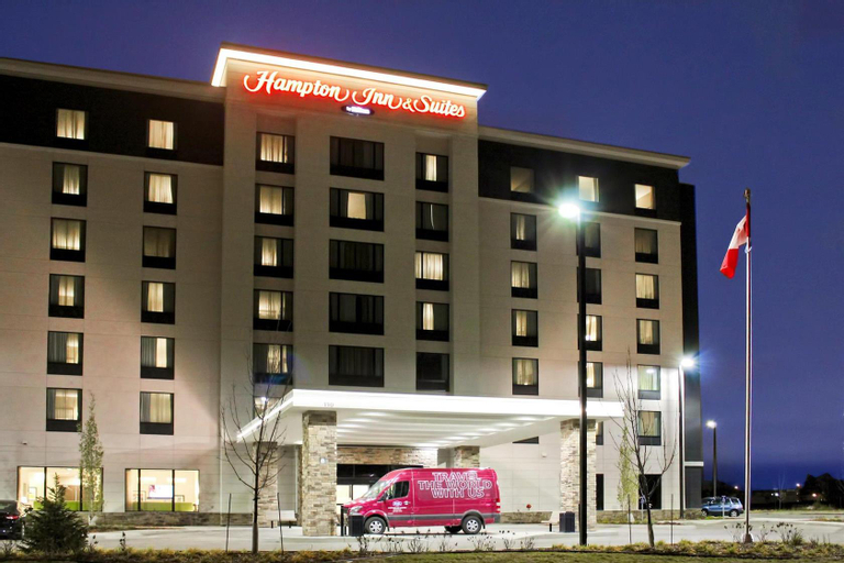 Hampton Inn and Suites Saskatoon Apt,Saskatchewa, Division No. 11