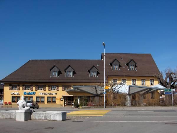 Hotel Restaurant Schiff, Rheinfelden
