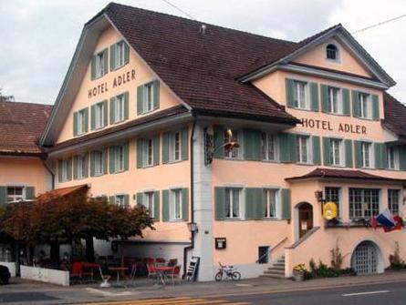 Hotel Restaurant Adler, Entlebuch