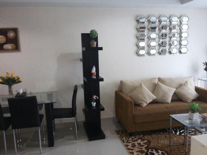 Springhill terrace apartment 3+1br, Jakarta Pusat