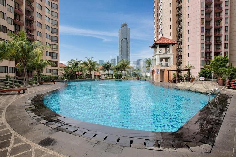 Apt Aston Rasuna 2BR. City view. Prime location., South Jakarta