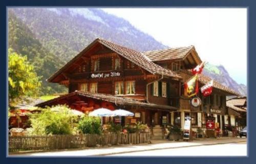 Hotel Altels, Frutigen