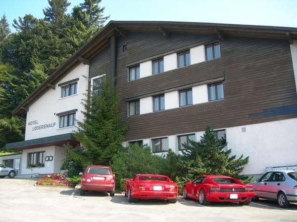 Hotel Lüderenalp, Signau