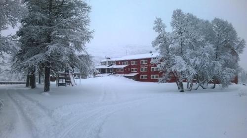 Vatnahalsen Høyfjellshotell, Aurland