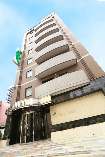 Hotel Green Mark, Sendai