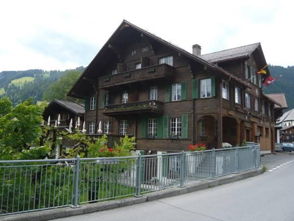 Hotel Wildhorn, Saanen